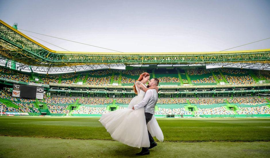 O casamento de Bony  e Patricia  em Sintra, Sintra