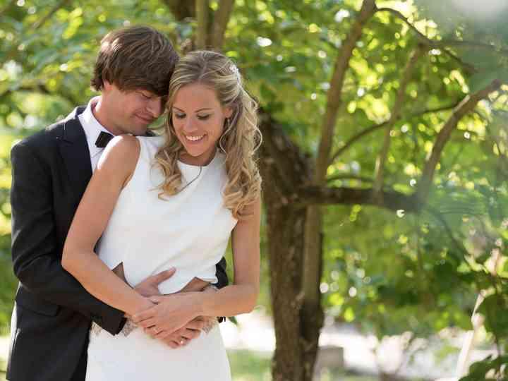 O casamento de Jana e Didier