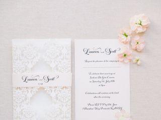 O casamento de Lauren e Scott 1