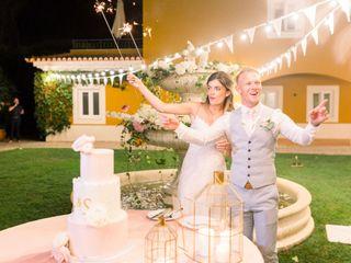 O casamento de Lauren e Scott