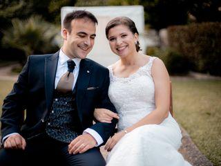 O casamento de Cátia e Carlos