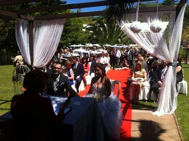 O casamento de Tiago e Sofia em Almornos, Sintra 2
