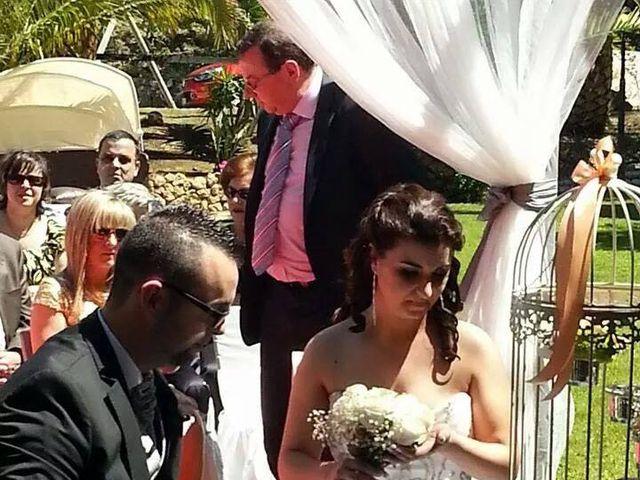 O casamento de Tiago e Sofia em Almornos, Sintra 3
