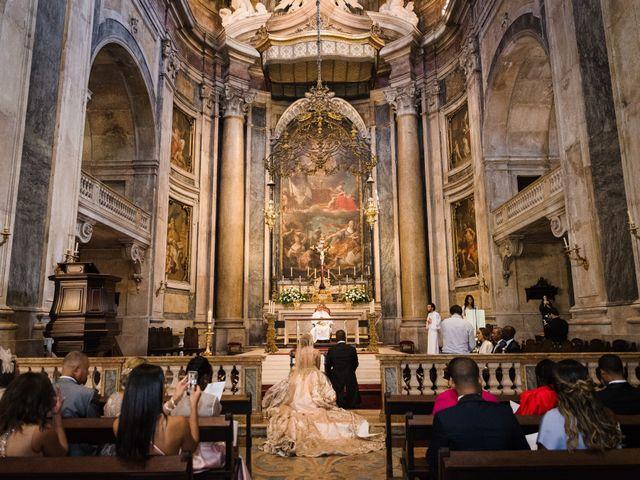 O casamento de Evander e Carla em Lisboa, Lisboa (Concelho) 60