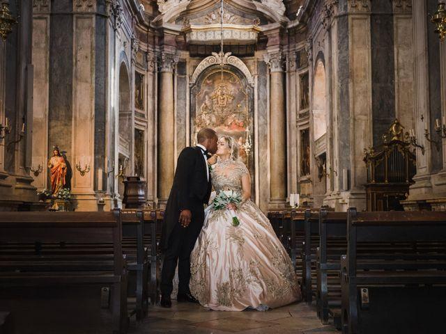 O casamento de Evander e Carla em Lisboa, Lisboa (Concelho) 67