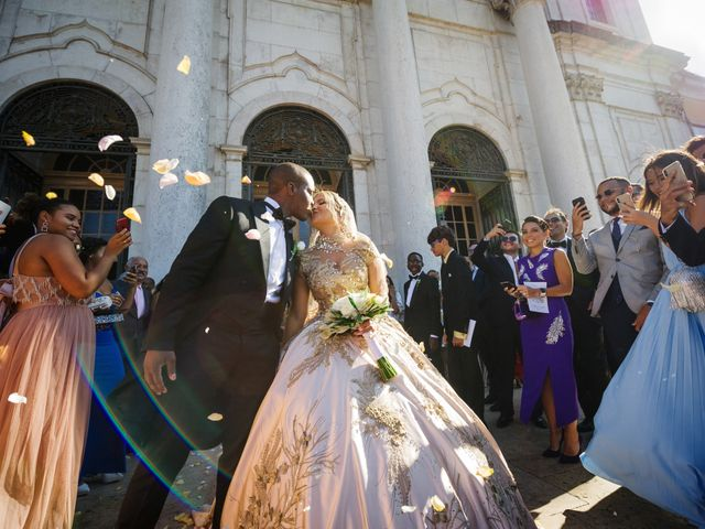 O casamento de Evander e Carla em Lisboa, Lisboa (Concelho) 68