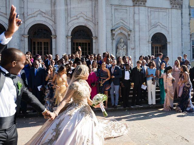 O casamento de Evander e Carla em Lisboa, Lisboa (Concelho) 72