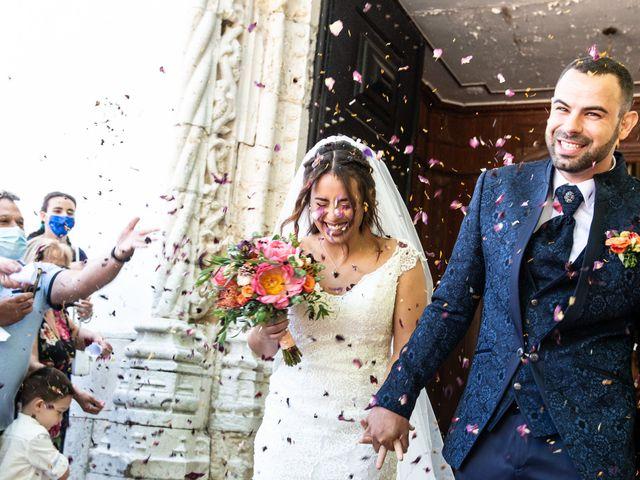 O casamento de Cláudia e Flávio