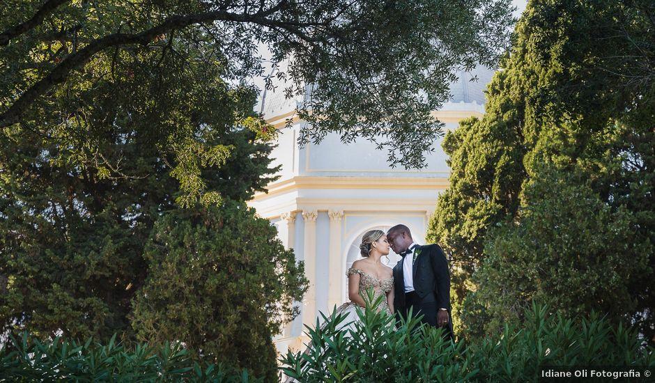 O casamento de Evander e Carla em Lisboa, Lisboa (Concelho)