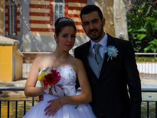 O casamento de Ângela e Nicolas