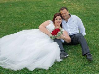 O casamento de Cátia e José