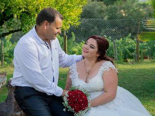 O casamento de Cátia e José 2