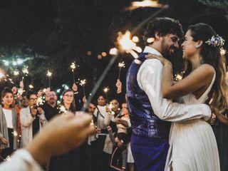 O casamento de Ricardo e Rita