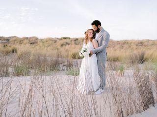 O casamento de Mónica e Nelson
