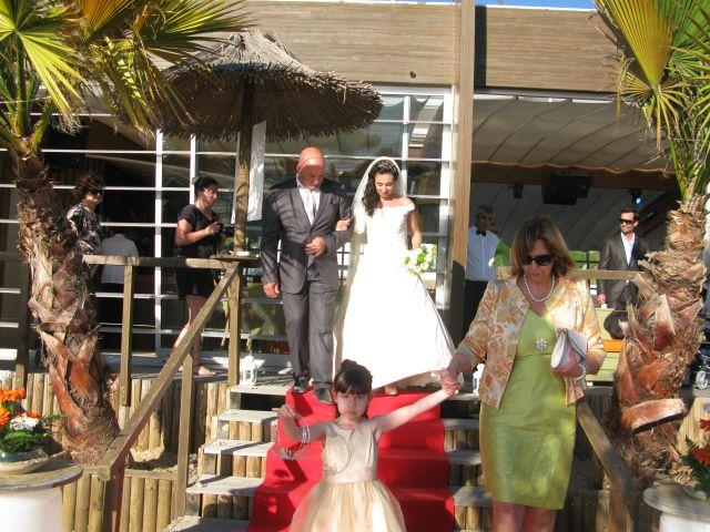 O casamento de Nelson e Ludivine em Fonte da Telha, Almada 5