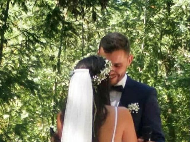 O casamento de Miguel  e Maria  em Aguiar de Sousa, Paredes 3