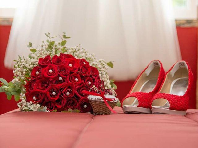 O casamento de José e Cátia em Memória, Leiria (Concelho) 3