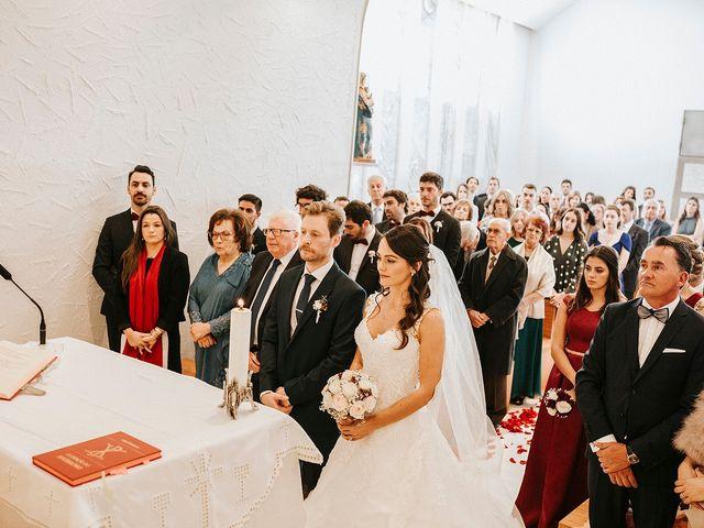 O casamento de João e Raquel em Carvoeiro, Lagoa 25