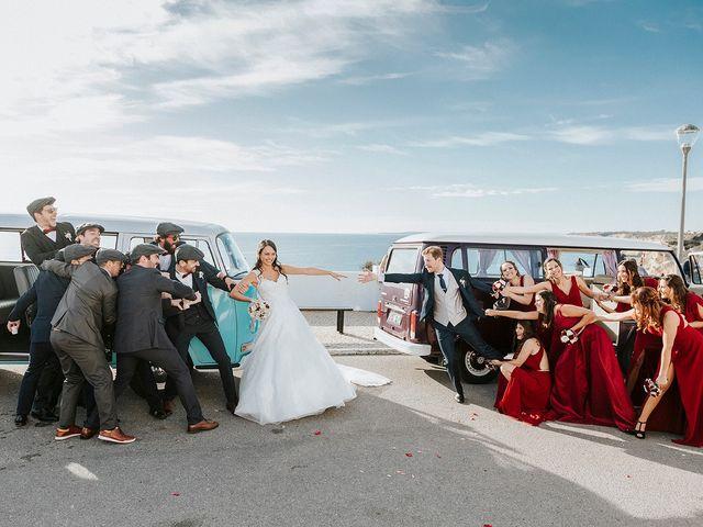 O casamento de João e Raquel em Carvoeiro, Lagoa 39