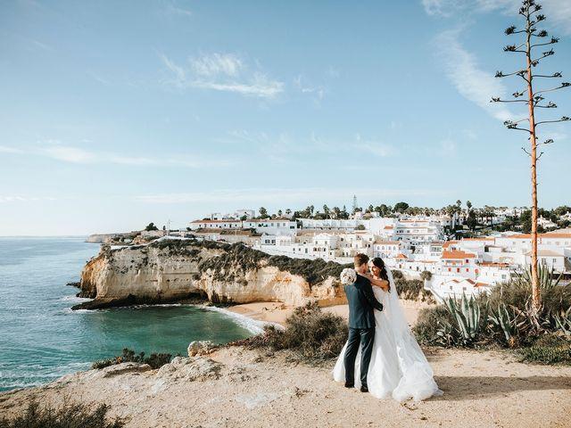 O casamento de João e Raquel em Carvoeiro, Lagoa 41