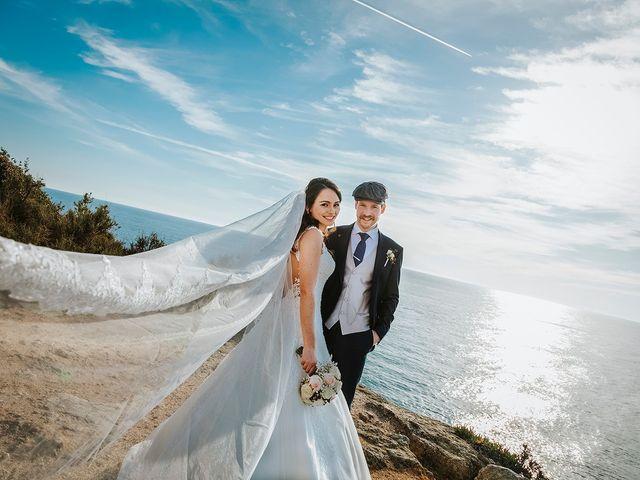 O casamento de João e Raquel em Carvoeiro, Lagoa 1