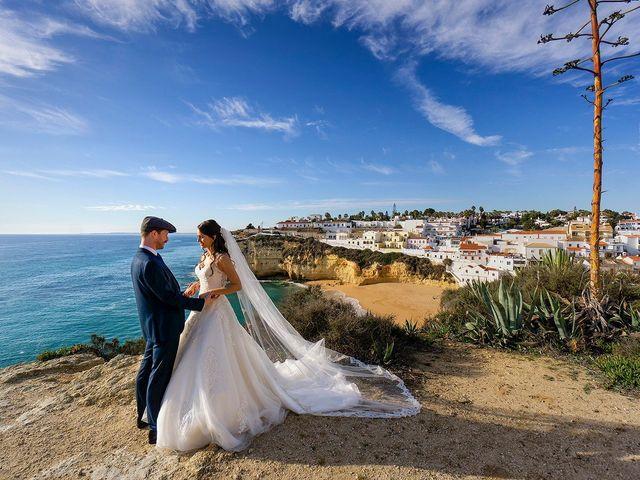 O casamento de João e Raquel em Carvoeiro, Lagoa 2