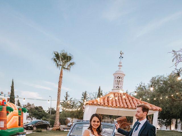 O casamento de João e Raquel em Carvoeiro, Lagoa 45