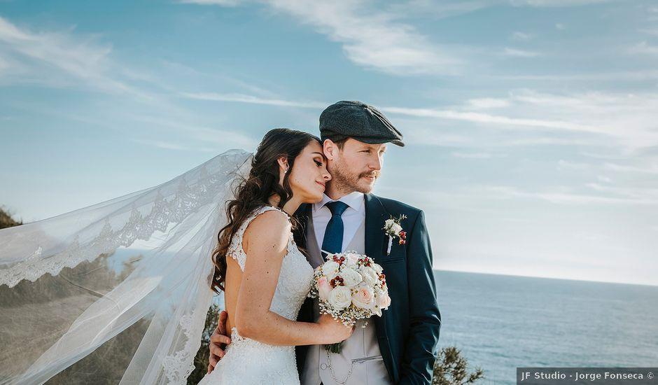 O casamento de João e Raquel em Carvoeiro, Lagoa
