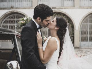 O casamento de Joana e Roberto
