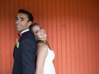 O casamento de Luís e Verónica