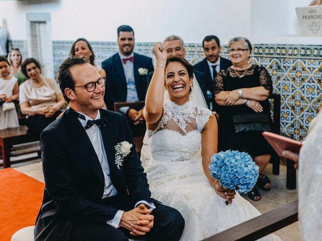 O casamento de Philipp e Ivone em Almada, Almada 25