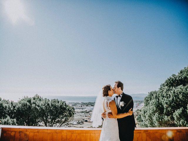 O casamento de Philipp e Ivone em Almada, Almada 41