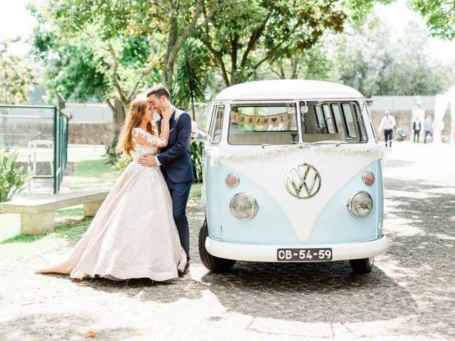 O casamento de Samantha e Tiago