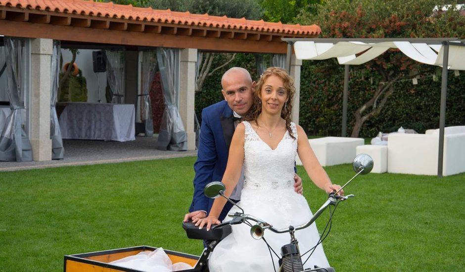O casamento de Armando e Sandra em Trofa, Trofa
