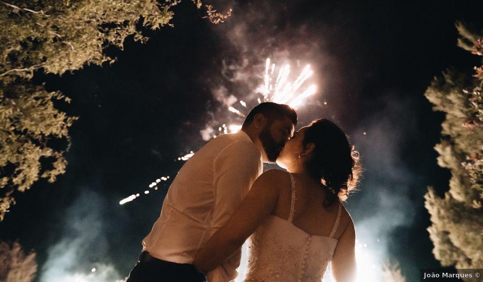 O casamento de João e Margarida em Cachoeiras, Vila Franca de Xira