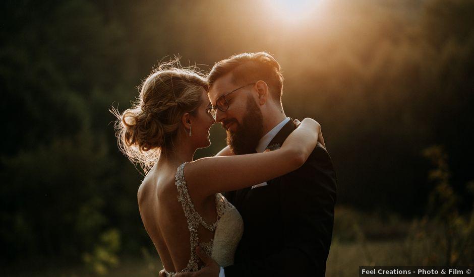 O casamento de Teotónio e Susete em Amarante, Amarante