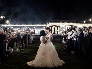 O casamento de Ana e Adriana