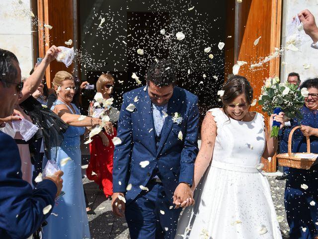 O casamento de Andreína e Cristiano