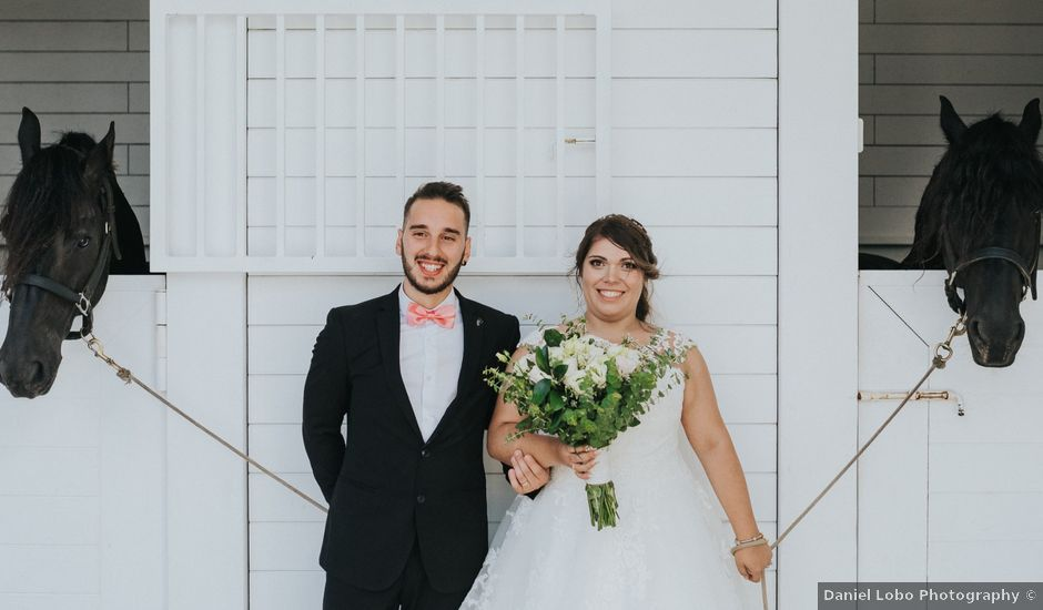 O casamento de Tiago e Patrícia em Aveiro, Aveiro (Concelho)