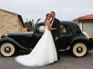 O casamento de Liliana e Jorge