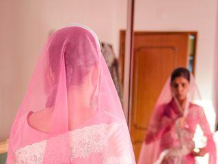 O casamento de Fátima e Irshad 1