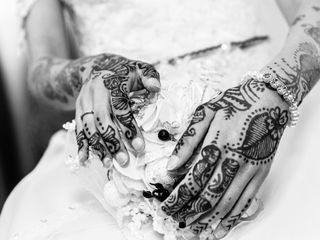 O casamento de Fátima e Irshad 2