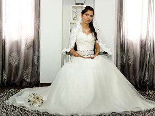 O casamento de Fátima e Irshad 3