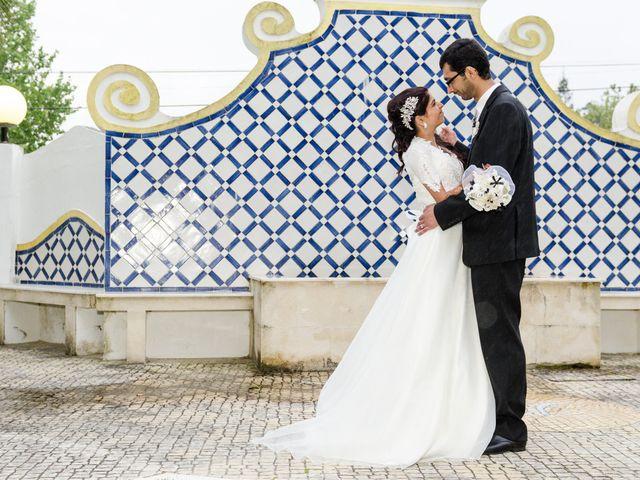 O casamento de Fátima e Irshad