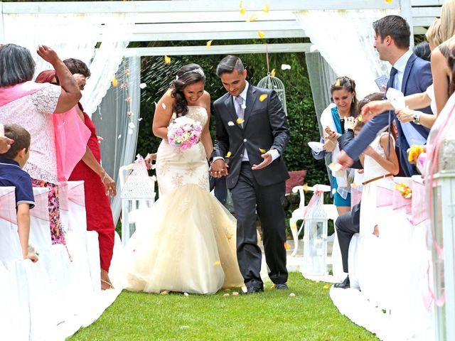 O casamento de Gisela e Carlos