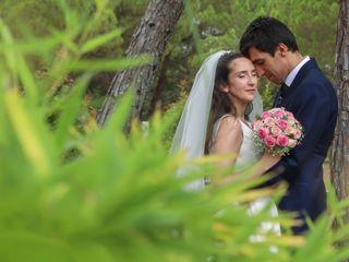 O casamento de Sarah e Alexandre