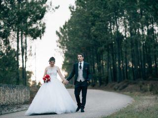 O casamento de Sara e Roberto