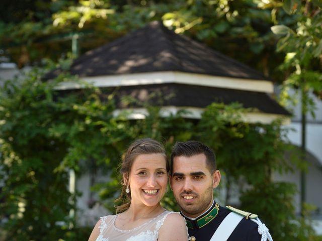 O casamento de Liliana e Emanuel