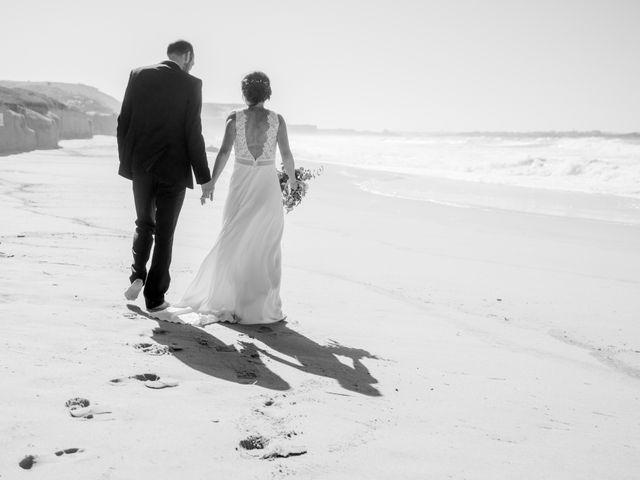 O casamento de Nina e Fabien