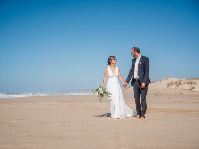 O casamento de Nina e Fabian
